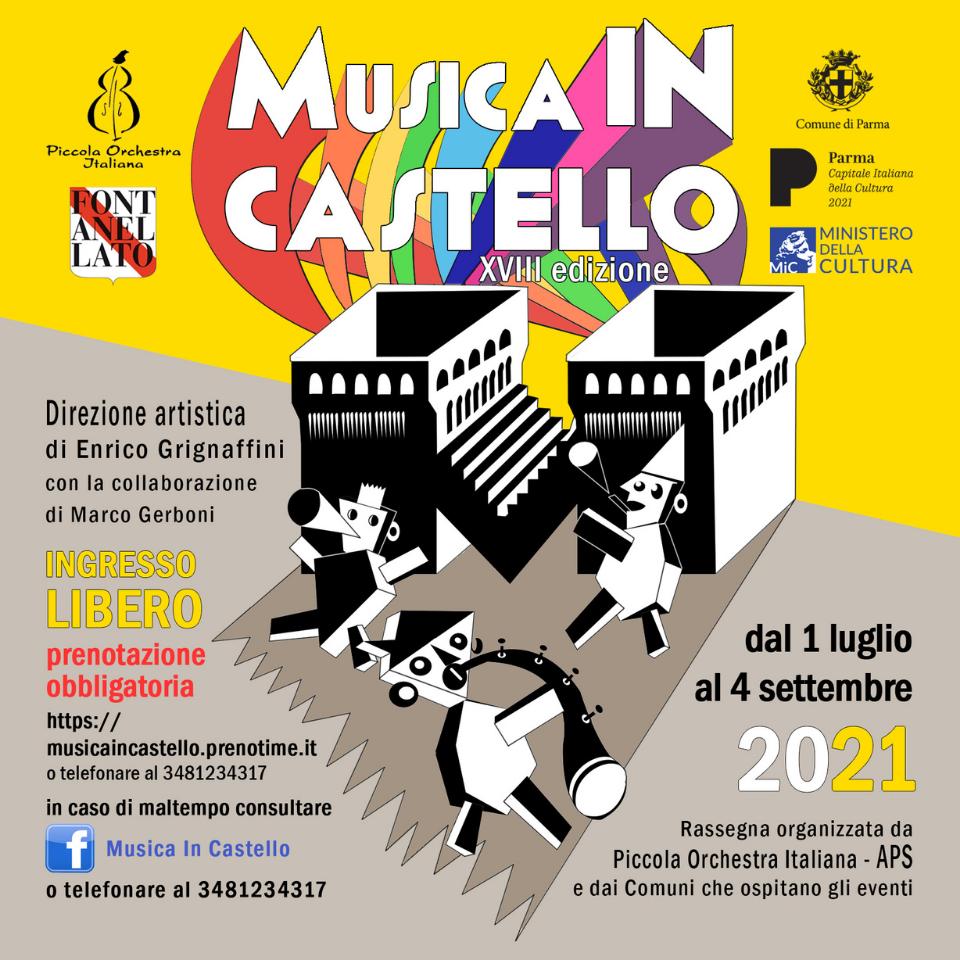 Musica in Castello 2021